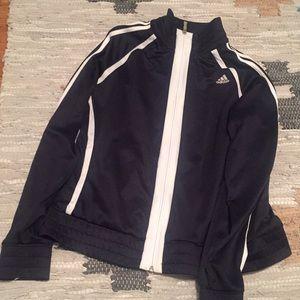 Sale! Navy Adidas Track Jacket